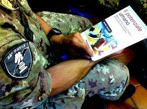 Corso Comunicazione Esercito, libro di testo Il Potenziale Umano di Daniele Trevisani