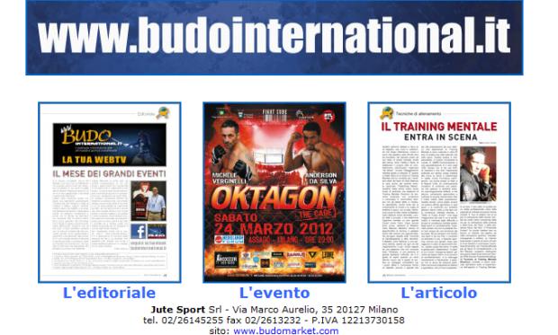 articolo training mentale arti marziali e sport di combattimento budo international