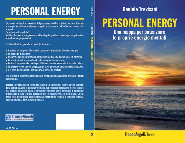Copertina e retro Personal Energy 2