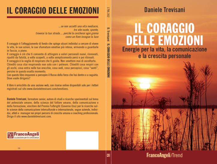 copertina Libro Il Coraggio delle Emozioni