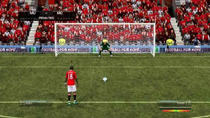 training mentale per il calcio