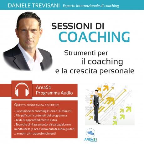 sessioni di coaching, strumenti per il coaching e la crescita personale, secondo audiolibro di daniele trevisani
