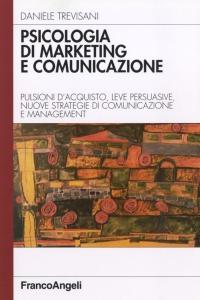 copertina libro psicologia di marketing e comunicazione