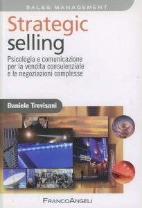 copertina volume strategic selling tecniche di vendita consulenziale