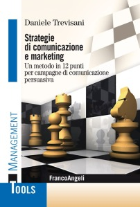copertina testo strategie di comunicazione e marketing